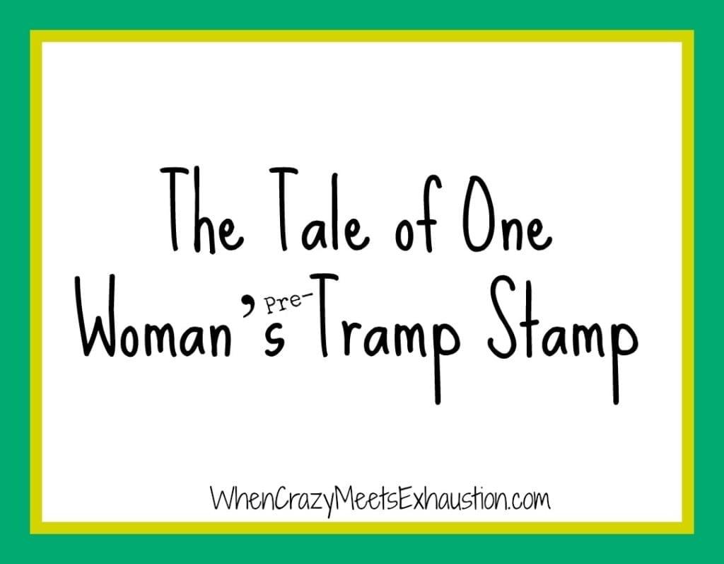 TrampStamp