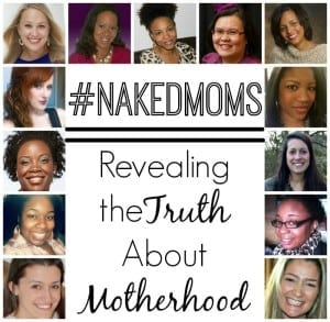 Hey, look! We're naked. Okay, not really. But we are the participating Pittsburgh bloggers. #NakedMoms