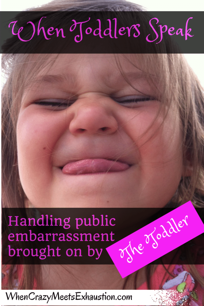Kids say the darn--forget it. Let's be real--they're humiliating.