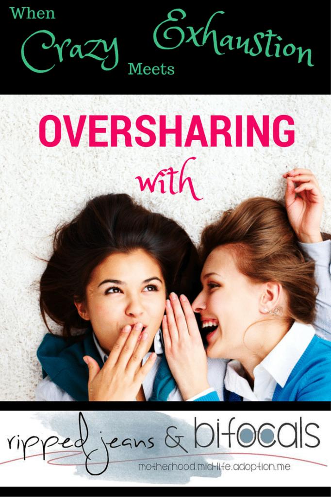 Oversharing #women's #humor: menopause