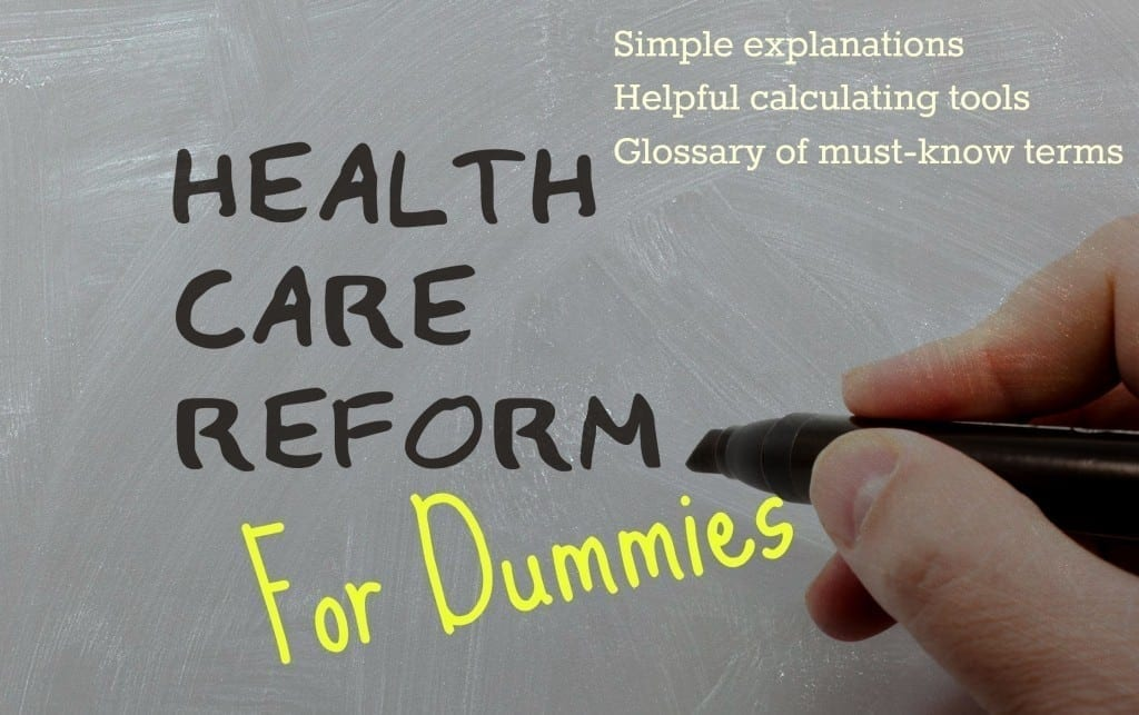 health insurance for dummies pdf