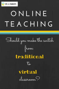 Traditional vs. Online Teaching