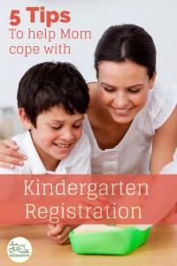 5 Things School Administrators Should Do To Make Kindergarten Registration Easier (on Moms)