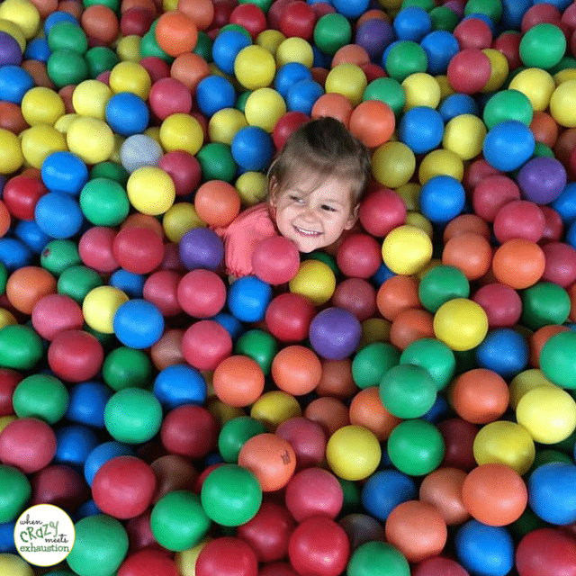 Discounts to idlewild park for Ball pits near me