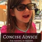 Quick and memorable responses to your kids' whining, ungrateful hearts, and more. It's called concise advice for a reason! Excellent parenting tools!