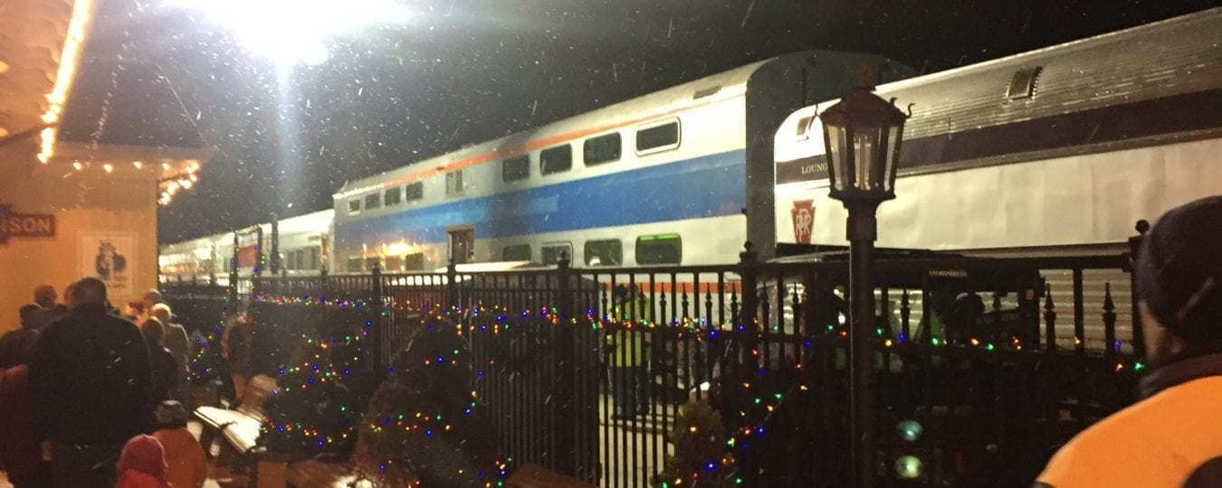 A Non-Family Friendly Review of the Polar Express