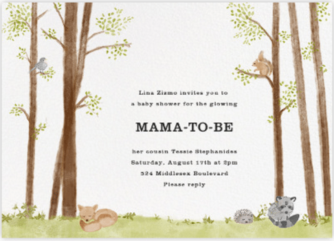 Best baby shower invitations! Paperless Post dot com