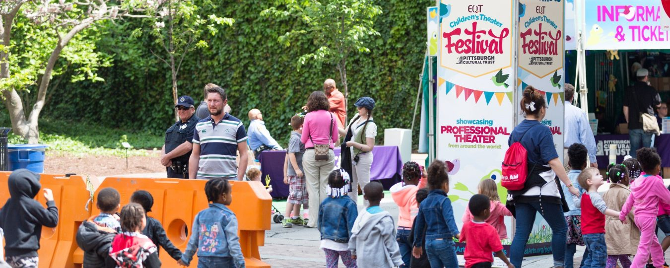 Giveaway! Children's Theater Festival in Pittsburgh