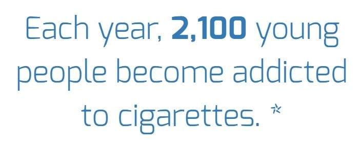 Addiction stat