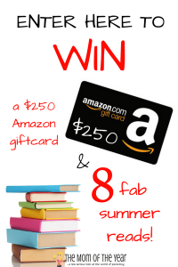 Summer Book Giveaway!!