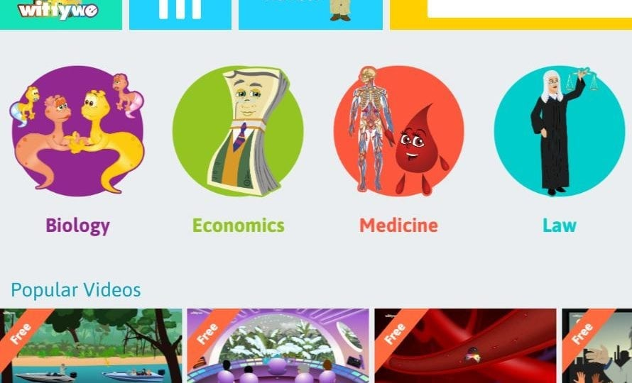 WittyWe: Supplemental Resources for Any Classroom